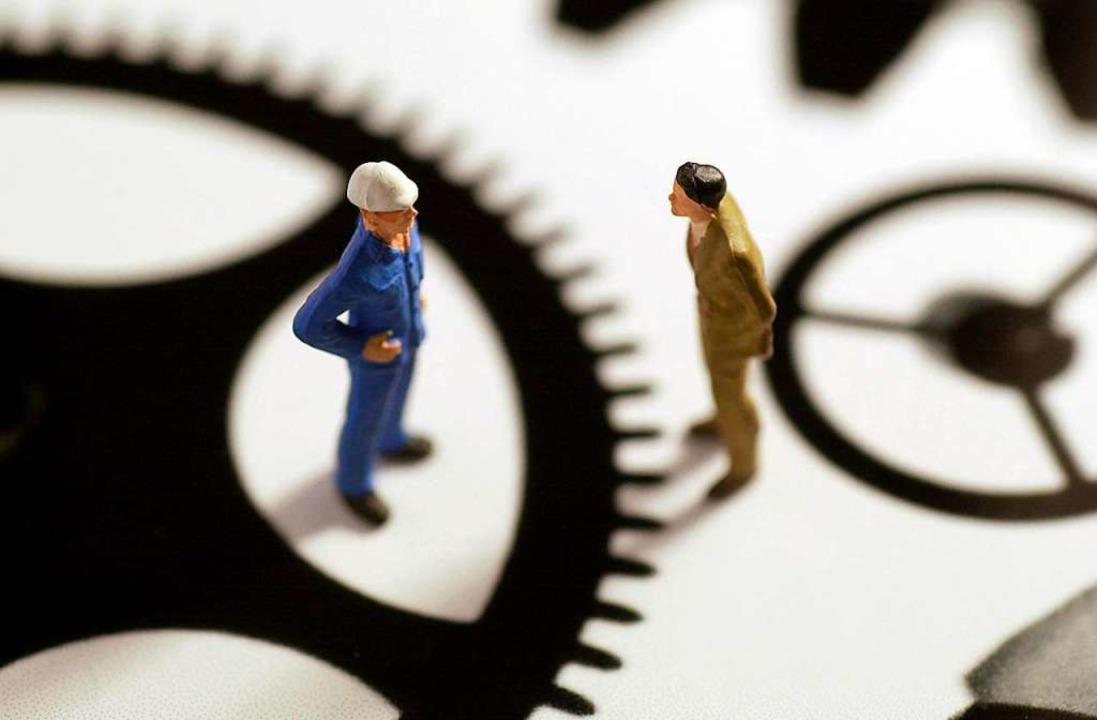 Der Informationsbedarf über Kurzarbeit...aber keinesfalls die Ausmaße von 2009.  | Foto: Ulrich Zillmann - stock.adobe.com