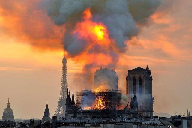 Der Spendenstreit um Notre-Dame: Das Gespür für das Gemeinsame kommt abhanden