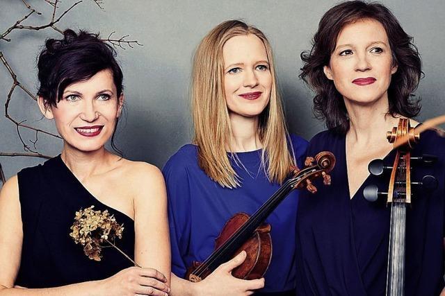 Vom 1. bis 4. Mai: Badenweiler Musiktage im Kurhaus
