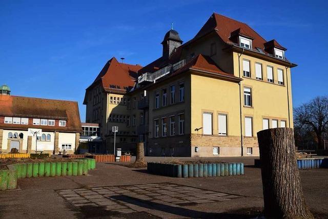 Einbrecher wüten in der Schopfheimer Ebert-Schule