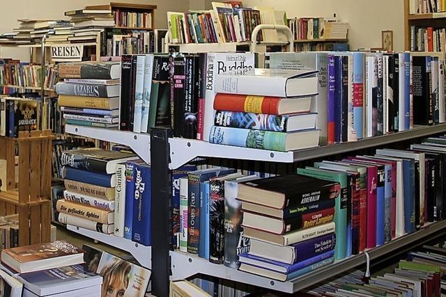Neues Leben für alte Bücher