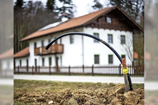 Ein Ja zum Ausbaukonzept Breitband