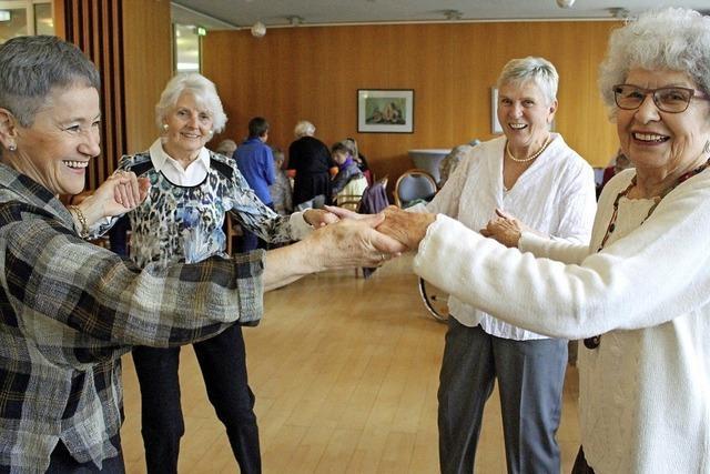 Tanz im Seniorenheim