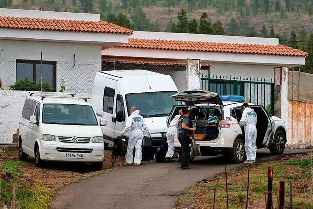Mutter und Sohn aus Deutschland tot in Höhle auf Teneriffa gefunden