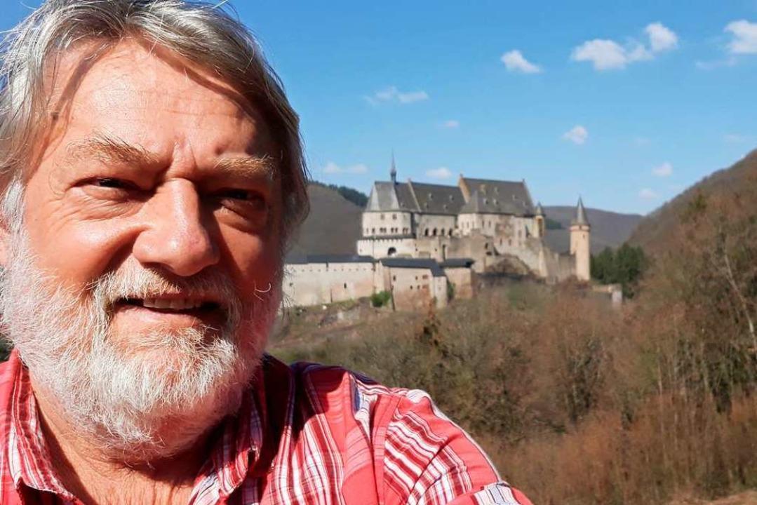 Harald Rolf Stefanovici, Gründer des Mittagstisch für Bedürftige in Denzlingen.  | Foto: Harro stefanovici