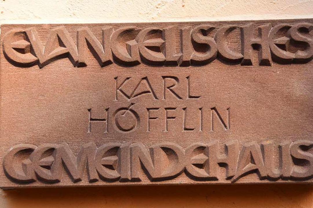 Evangelisches Gemeindehaus Denzlingen  | Foto: Sebastian Krüger