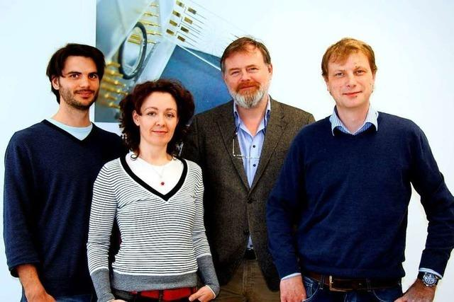 Das Unternehmen Ionera erleichtert Laboranalysen im Nanometerbereich