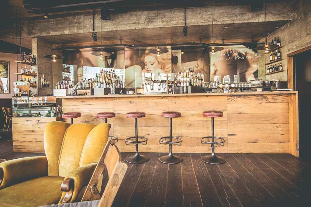 Die Bar Conto 4056 in Basel  | Foto: Privat