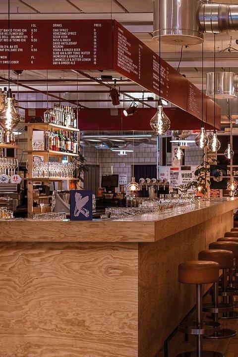 Die Bar Klara in Basel    Foto: Nicolas Gysin