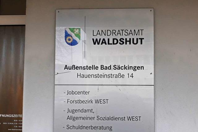 Änderungen bei Forstverwaltung – Standort Bad Säckingen soll erhalten bleiben
