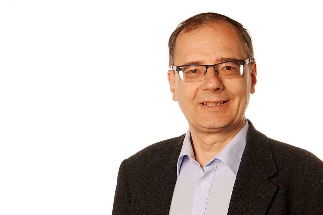 Gerald Urban, Professor am Freiburger Institut für Mikrosystemtechnik.    Foto: Uni Freiburg