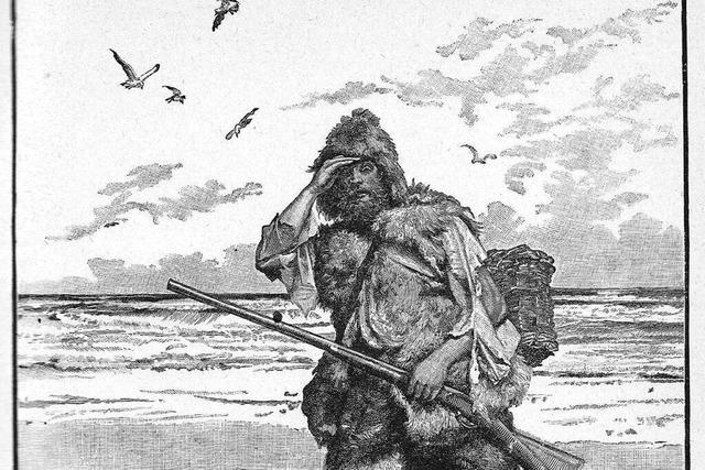 Wer war Robinson Crusoe?