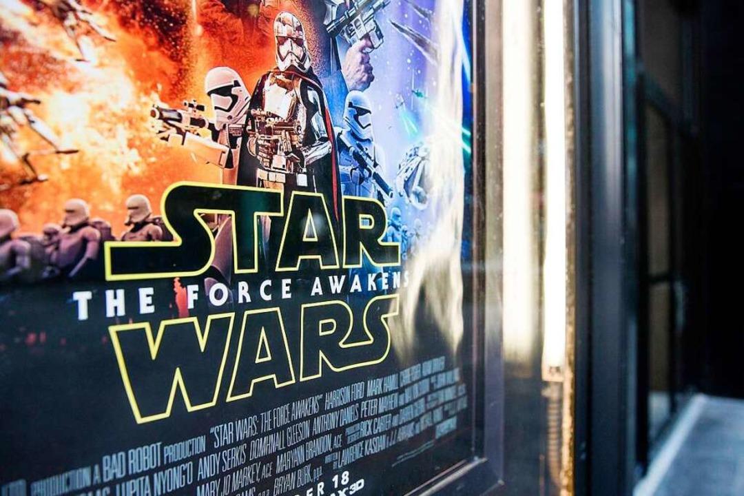 Die Titelmusik der Star-Wars-Filme &#8...den bekanntesten Werken der Filmmusik.  | Foto: AFP