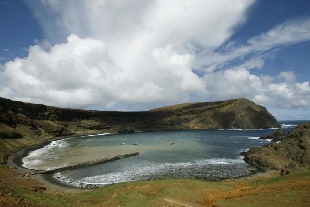 Robinson Crusoe Island, 400 Meilen vor Chile.  | Foto: MARTIN BERNETTI
