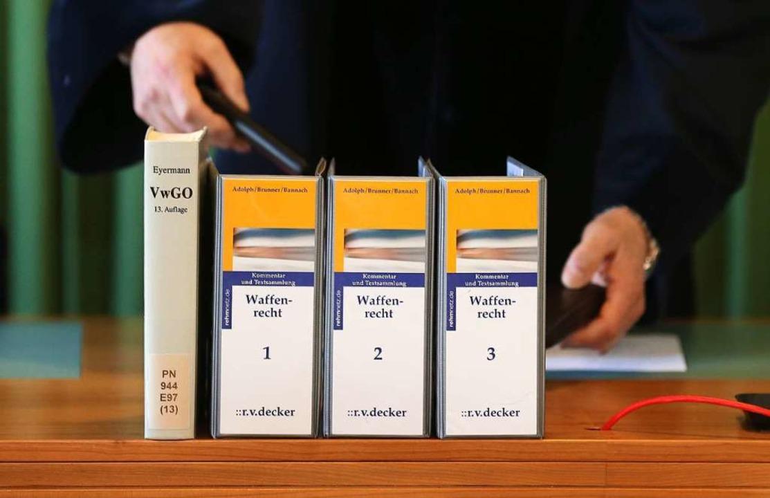 Das Verwaltungsgericht Ansbach wies die Klage des IB-Bundesvorsitzenden ab.  | Foto: dpa