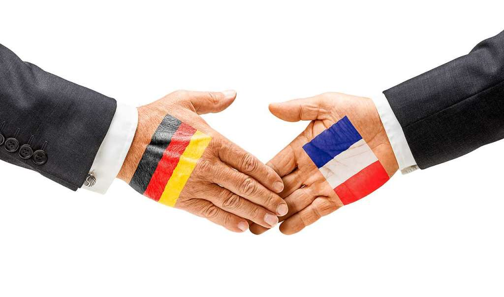 Дружба россии и германии картинки