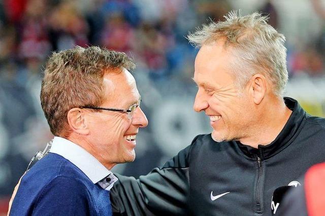 Video: Christian Streich findet RB Leipzig gut für Deutschland
