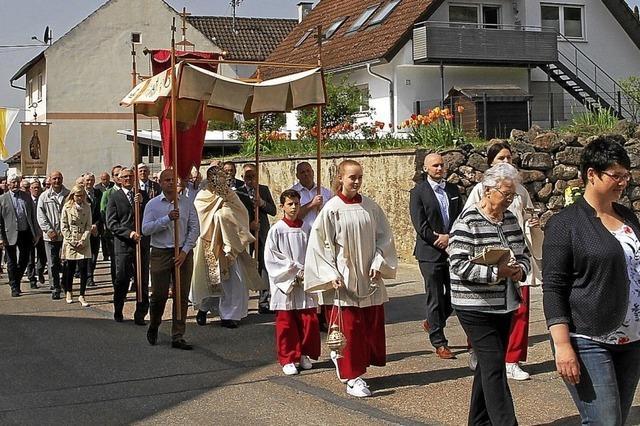 Zu Ehren des Heiligen Georg