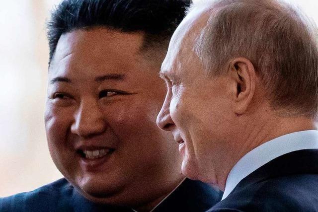 Kim Jong-uns Kalkül ist durchschaubar