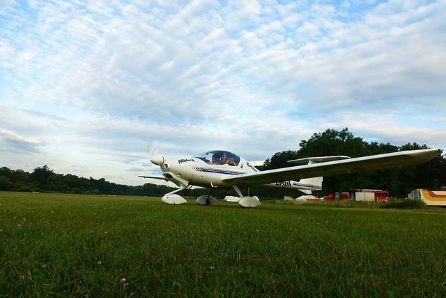 Für die Fliegergruppe hat die Saison begonnen – ein Besuch auf dem Flugplatz