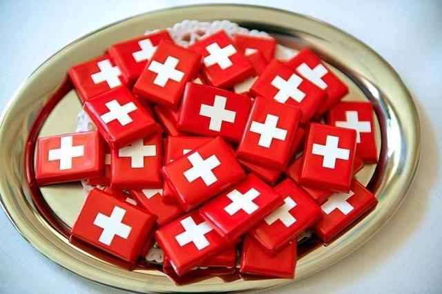 Die Schweizer Wirtschaft schwächelt