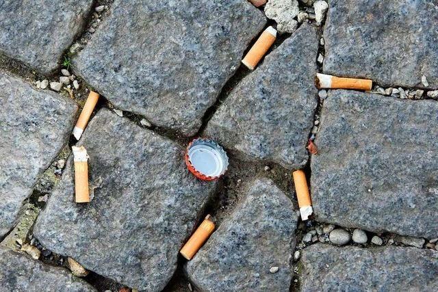 100 Euro für Hundekot: Auch Freiburg geht jetzt stärker gegen Müllsünder vor