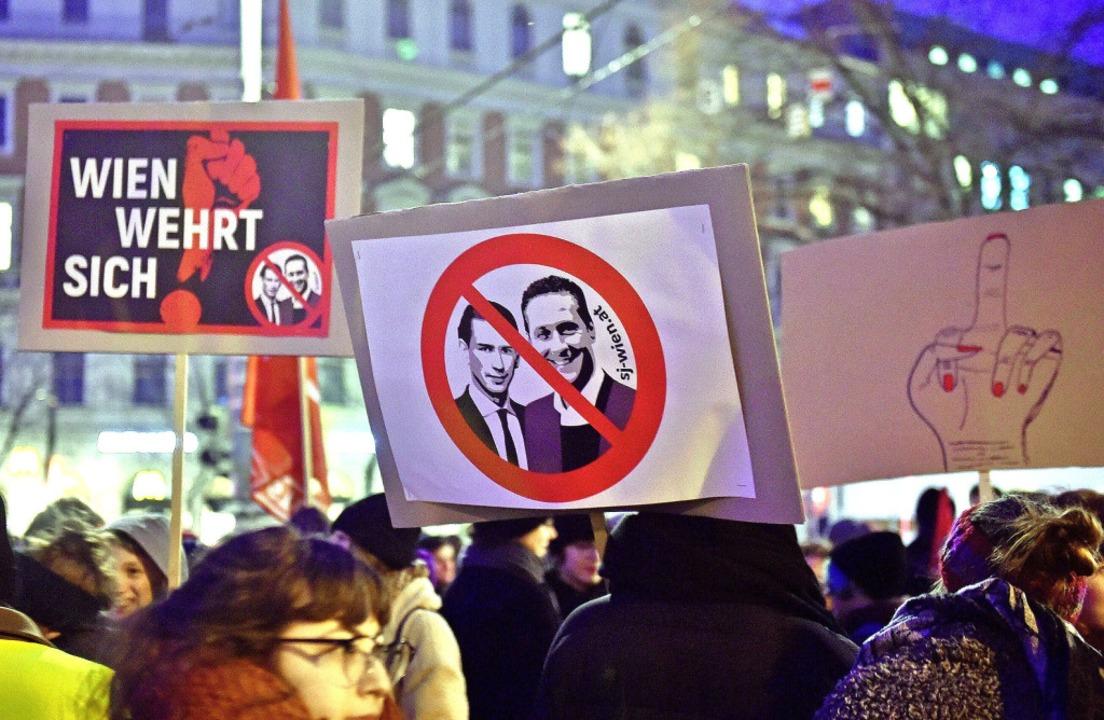 Die rechten Umtriebe in Oberösterreich...er von Burschenschaften geprägt wird.   | Foto: dpa