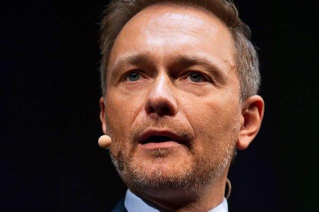 FDP-Chef Lindner agiert seit Jamaika dünnhäutig