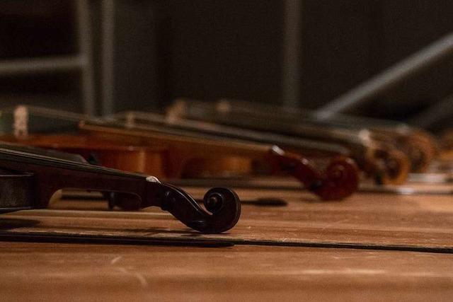 Barocke Instrumente erleben