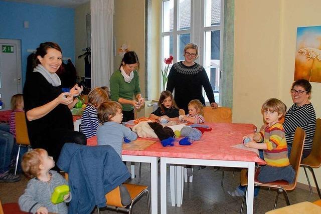 Das Familienzentrum in Rheinfelden wächst weiter