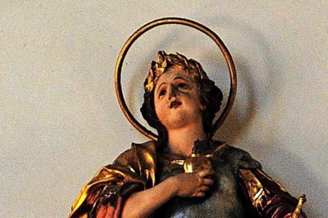 Der heilige Pankratius ist Schutzpatron für Erstkommunionkinder