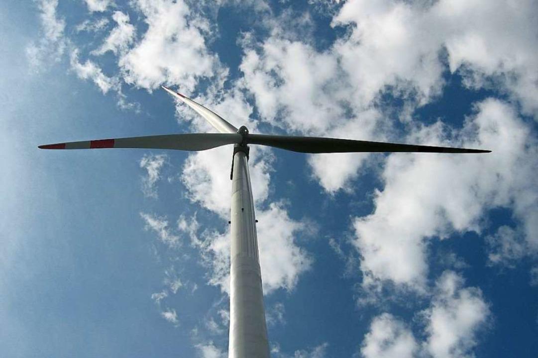 Im neuen Windatlas werden windhöffige ...im Rheintal und Schwarzwald wohl mehr.  | Foto: Green City Energy