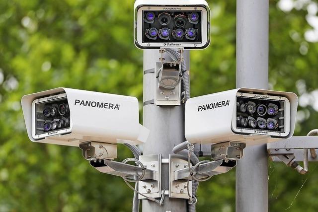 Videoüberwachung gegen Zerstörungswut