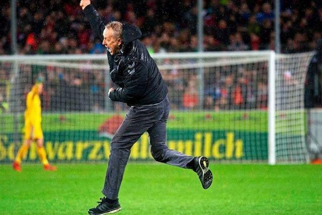 Fotos: SC Freiburg gegen RB Leipzig – die (kurze) Historie in Bildern