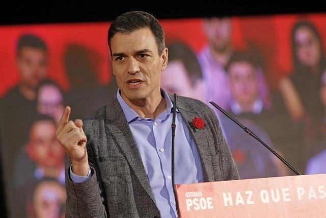 Spaniens Rechte ist wütend