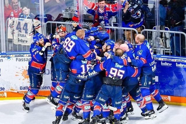 Pavel Gross führt Mannheimer Adler zur Eishockey-Meisterschaft