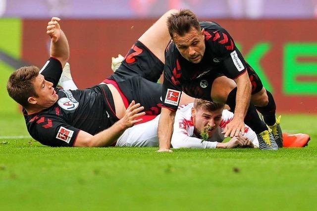RB-Torhüter Gulácsi verhindert Freiburger Punktgewinn in Leipzig