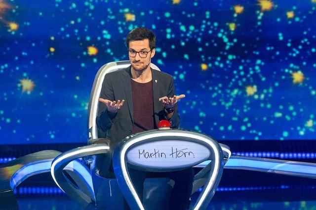 Freiburgs OB Martin Horn scheitert in ARD-Quizshow an Bibelfrage