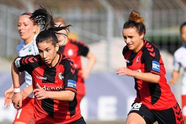 Die Frauen des SC Freiburg spielen erstmals im DFB-Pokalfinale