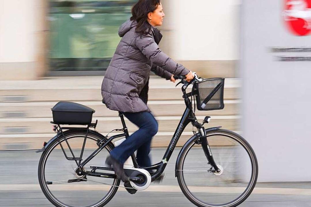 Auch für Diensträder gibt es eine Pendlerpauschale (Symbolbild).  | Foto: dpa