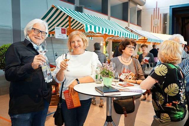 Bürgermeister Bruno Metz: Lieber Wein trinken, als Wein lesen