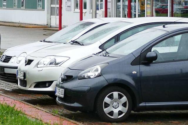 Zwei weitere Automarken verabschieden sich aus Bad Säckingen