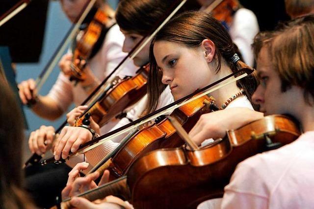 Jugendmusikschule am Kaiserstuhl/Tuniberg ist gut aufgestellt