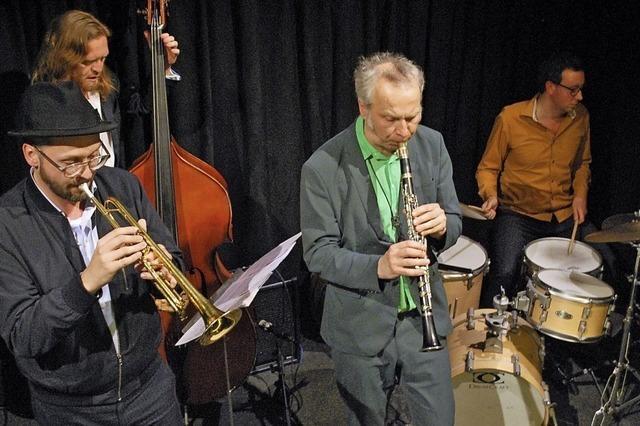 Erfrischend anstrengender Jazz
