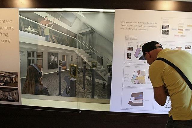 Museum Schiff soll ein Erlebnis bieten