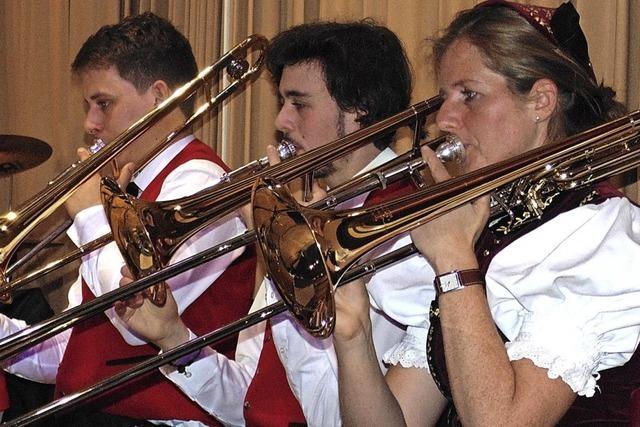 Gemeinsames Musizieren beweist gutes Verständnis