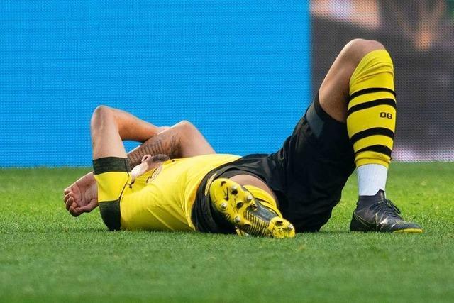 Borussia Dortmund scheitert an Schalke – und alle streiten über das Wort