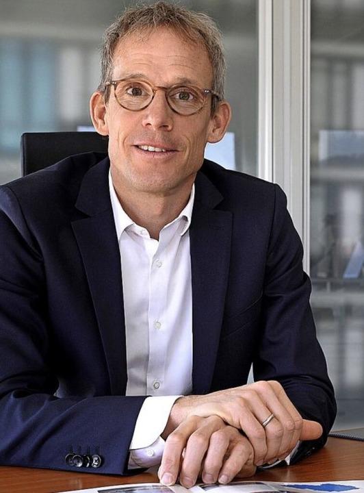 Firmenchef Nicolas Erdrich  | Foto: Thomas Kunz