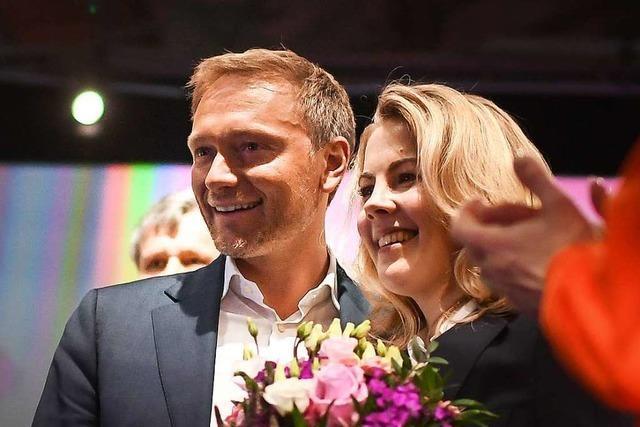 Die FDP zeigt sich geschlossen – außer beim Thema Frauenförderung