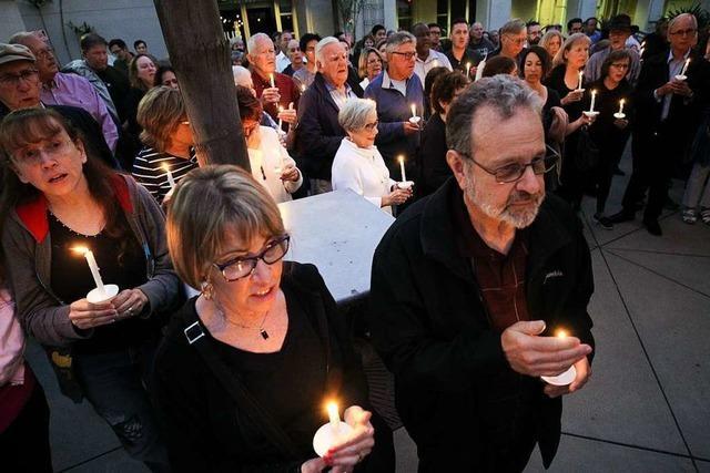 Bestürzung nach Anschlag auf Synagoge in Südkalifornien